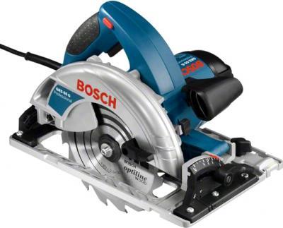 Профессиональная дисковая пила Bosch GKS 65 G Professional (0.601.668.903) - общий вид