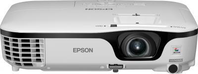 Проектор Epson EB-W12 - фронтальный вид