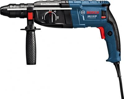 Профессиональный перфоратор Bosch GBH 2-24 DF Professional - общий вид