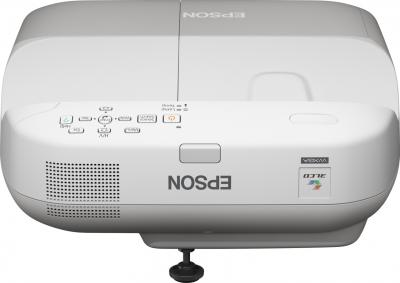 Проектор Epson EB-470 - фронтальный вид