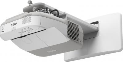 Проектор Epson EB-475W - крепление на стену