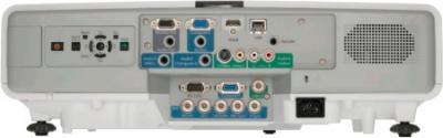 Проектор Epson EB-G5650W - вид сзади