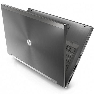 Ноутбук HP Elitebook 8760w (LG674EA) - перевернут
