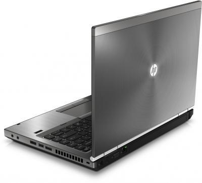 Ноутбук HP Elitebook 8760w (LG674EA) - сзади