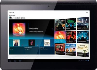 Планшет Sony Tablet S 16GB (SGPT111RU) - Главная