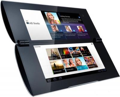 Планшет Sony Tablet P 4GB 3G (SGPT212RU) - Открытый вид