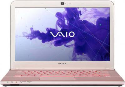 Ноутбук Sony VAIO SVE14A1S1RP - спереди