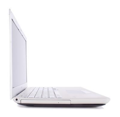 Ноутбук Sony VAIO SVE14A1S1RW - сбоку