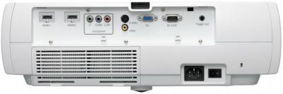 Проектор Epson EH-TW3200 - вид сзади