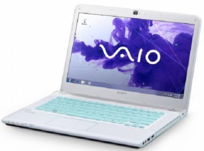Ноутбук Sony VAIO SVE14A1V1RW  - Главная