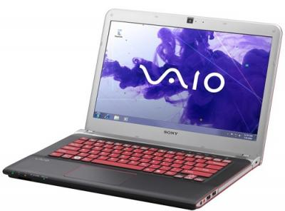 Ноутбук Sony VAIO SVE14A1V6RB - Главная