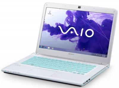 Ноутбук Sony VAIO SVE14A1V6RW - Главная