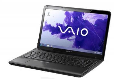 Ноутбук Sony VAIO SVE1711S9RB - Главная