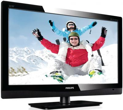Монитор Philips 221TE4LB - общий вид