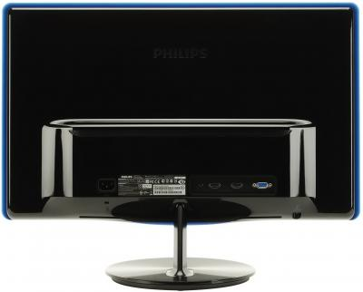 Монитор Philips 247E3LPHSU - вид сзади