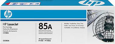 Комплект картриджей HP 85A (CE285AF) - общий вид