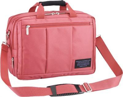 Сумка для ноутбука Sumdex PON-493SC (красный) - общий вид
