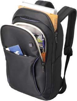 Рюкзак для ноутбука Sumdex NON-254 Black - общий вид