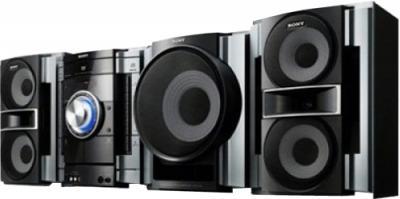 Минисистема Sony MHC-RV333D - общий вид