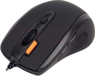 Мышь A4Tech N-70FX - общий вид