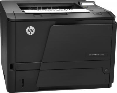 Принтер HP LaserJet Pro 400 MFP M401d (CF274A) - общий вид