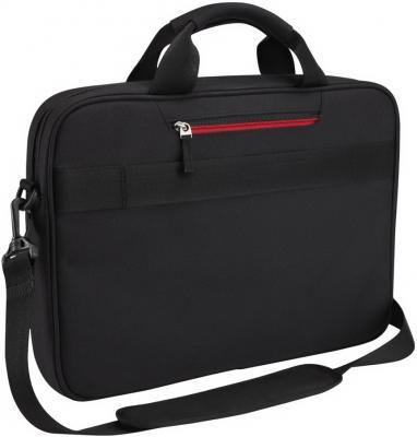 Сумка для ноутбука Case Logic DLC-115  (Black) - общий вид