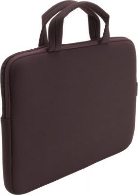 Сумка для ноутбука Case Logic LNEO-10  (Purple) - вид сзади