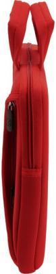 Сумка для ноутбука Case Logic LNEO-10  (Red) - вид сбоку
