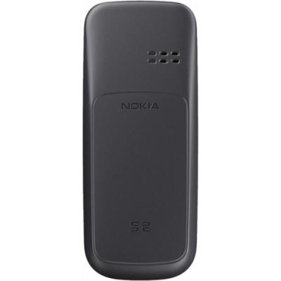 Мобильный телефон Nokia 101 Phantom Black - сзади