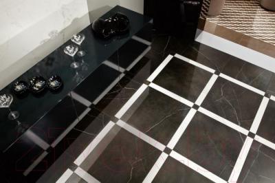 Декоративная  плитка для пола Italon Шарм Блэк (72x72)