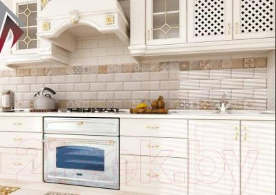 Декоративная плитка Monopole Antique Marfil (200x100)