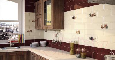Декоративная плитка для кухни Monopole Capricho Canela (300x100)