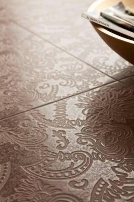 Декоративная  плитка для пола Italon Стэйдж Дак Сэт (150x150)