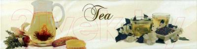 Декоративная плитка для кухни Monopole Sweet Tea (400x100)