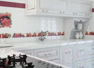 Декоративная плитка для кухни Monopole Tutti Frutti Di Bosco (300x100)
