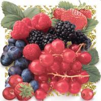 Декоративная плитка для кухни Monopole Tutti Frutti Multi Frutti (300x300) -