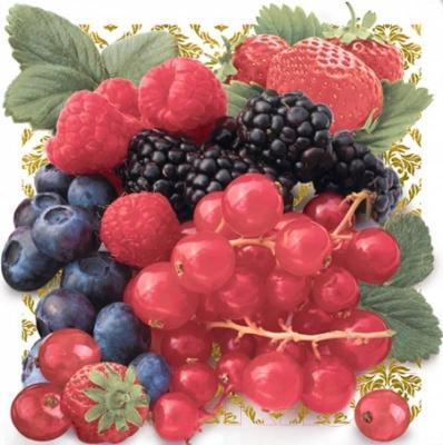 Декоративная плитка Monopole Tutti Frutti Multi Frutti (300x300)