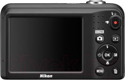 Компактный фотоаппарат Nikon Coolpix L31 (черный)