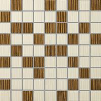 Мозаика для ванной Pilch Zebrano 1 Krem (300x300) -