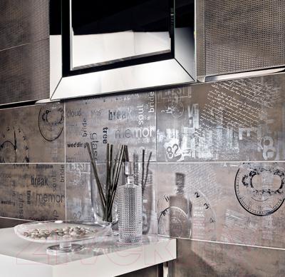 Декоративная плитка для ванной Pilch Land 1 (600x300)