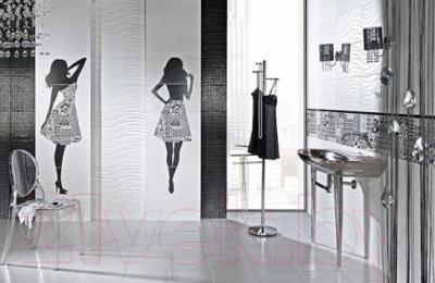 Плитка для стен ванной Pilch Inez Bialy (600x300)