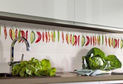 Декоративная плитка для кухни Pilch Indiana 2 (600x300)