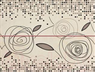 Декоративная плитка Pilch Панно Etna 11 (450x340)