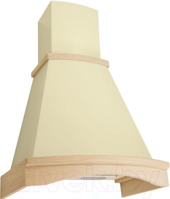 Вытяжка купольная Teka Country Mirabel 60 HP / 40000005 (бежевый)