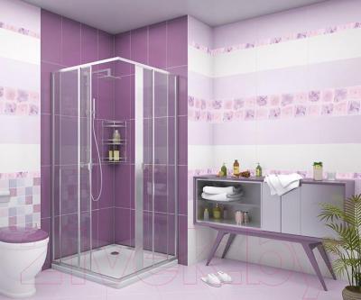Плитка для пола ванной AltaCera Luster Gris FT3LST05 (418x418)