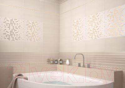 Бордюр для ванной AltaCera Blik Crema BW0BLK01 (500x50)