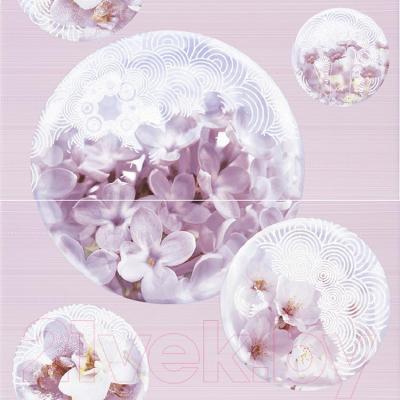 Декоративная плитка для ванной AltaCera Панно Blossom S/2 SW9BLS02 (500x498)