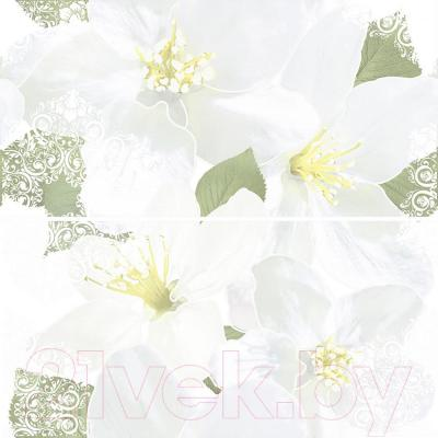 Декоративная плитка AltaCera Панно Brillanza S/2 SW9BRL00 (500x498)