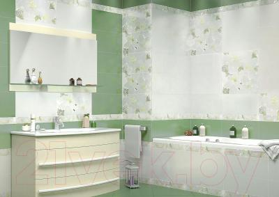 Бордюр для ванной AltaCera Brillanza BW0BRL00 (500x67)