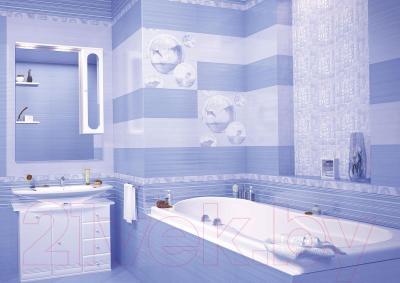 Бордюр для ванной AltaCera Pion Azul BW0PIN03 (500x50)